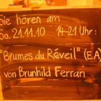 ohrenhoch-Bar: Brunhild Ferrari