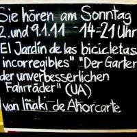 ohrenhoch - Bar: Ahorcarte
