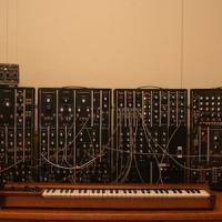 Moog IIIP modular synthesizer | Photo Maggi Payne