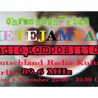 METEJAMYAC Radio-Komposition von den ohrenhoch-Kids | Artwork: Knut Remond