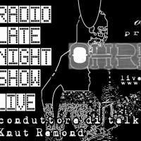 Ohrfeigen #7 - Live Radio Late Night Show | Artwork: Knut Remond