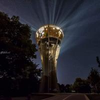 Vukovar water tower | Photo: Gaël Segalen