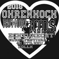 Flyer ECHTUNECHT | ohrenhoch_Rumori-Kids | Knut Remond Cosmè