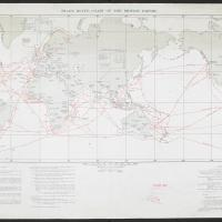 Trade Route Chart of the British Empire ©British Library. Public Domain