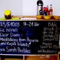 ohrenhoch - Bar mit Programm
