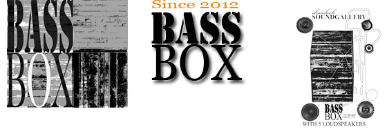 BASSBOX with 5 Loudspeaker